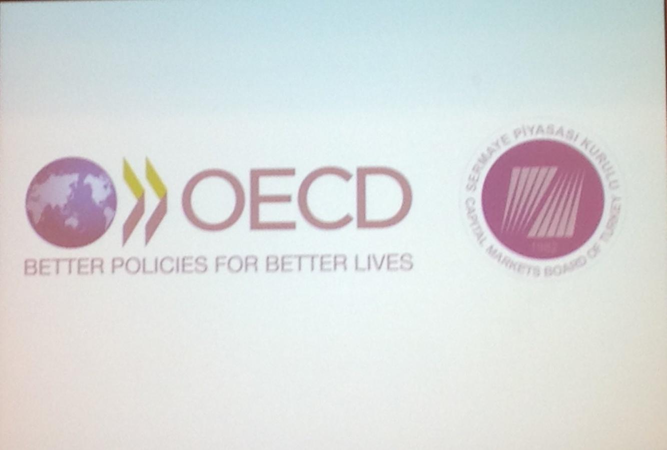 """OECD """"FİNANSAL EĞİTİMDE KÜRESEL VE AVRUPA ÇAPINDA EĞİLİMLER"""" KONFERANSI"""