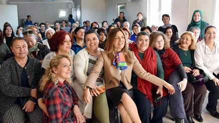 'Bizi kadınlar birleştirecek, kadınlarla güçleneceğiz'