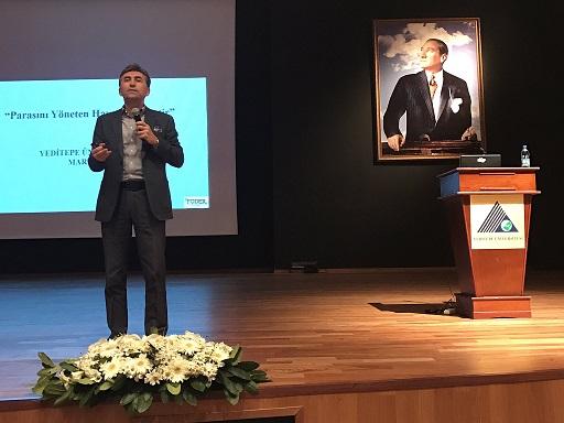 """Yeditepe Üniversitesi """"Küresel Para Haftası"""" etkinliği gerçekleştirildi"""