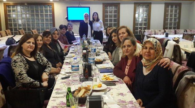 Kadın girişimcilere finansal okuryazarlık eğitimi